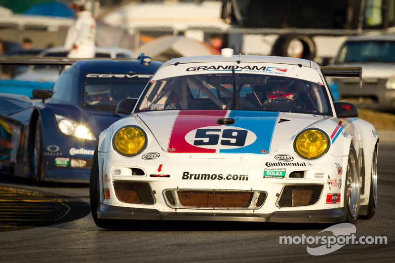 Brumos Racing Daytona 24H race report