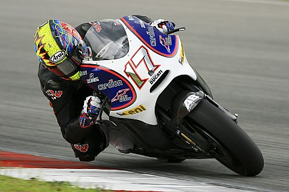 Cardion AB Sepang test day 2 report