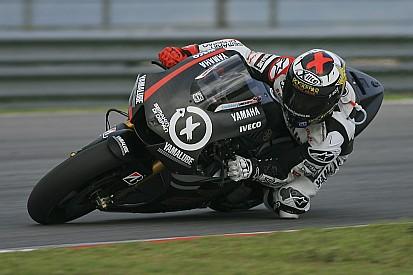 Yamaha Factory Racing complete successful test at Sepang