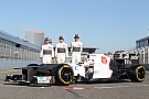 Sauber joins 'stepped nose' club with C31