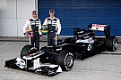 Williams F1 starts 35th year by unveiling FW34 in Jerez