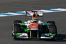Force India Jerez test day 4 report