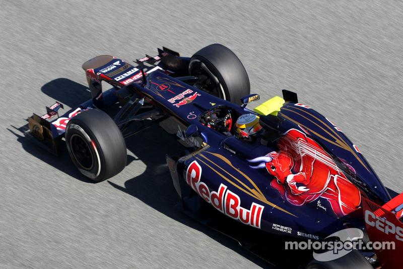 Toro Rosso Jerez test day 3 report
