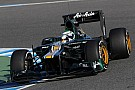 Caterham Jerez test day 2 report