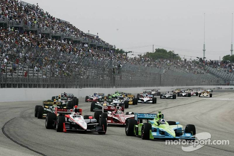 Andretti Sports Marketing announces Milwaukee Mile return