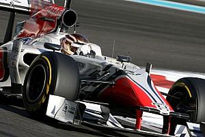 Formula 1 Friday driver Clos completes 2012 HRT lineup