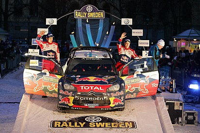 Citroën Rally Sweden final summary