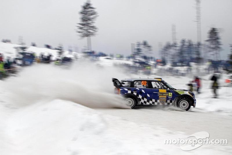 MINI Rally Sweden final summary