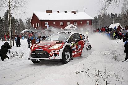 M-Sport Rally Sweden final summary