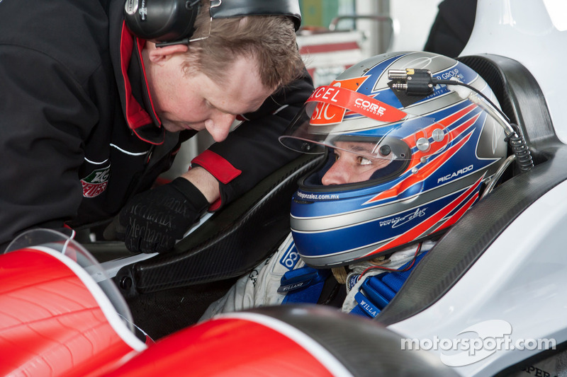 Greaves Motorsport complete successful roll out test at Silverstone