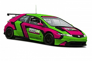 BTCC Gilham Secures Honda Civic for 2012