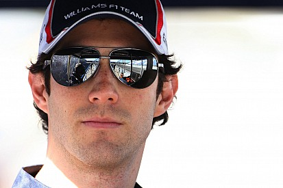 Karter Sena injured, not Bruno Senna
