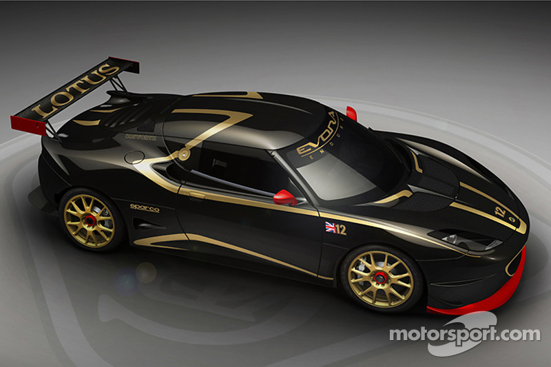 Alex Job Racing to contest 2012 as Lotus factory GTE team