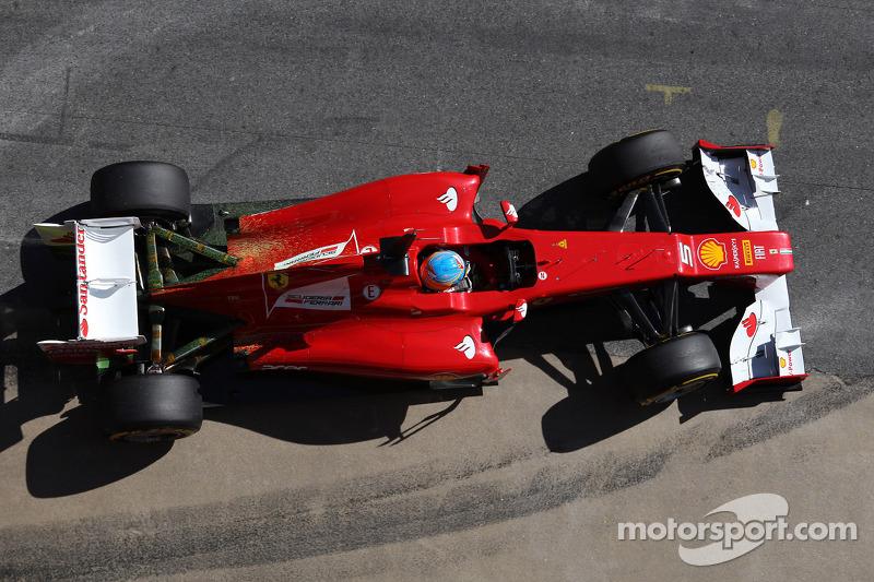 Ferrari Barcelona testing -  Day 2 report