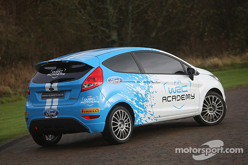 FIA WRC Academy Introduces Rookie Award For 2012