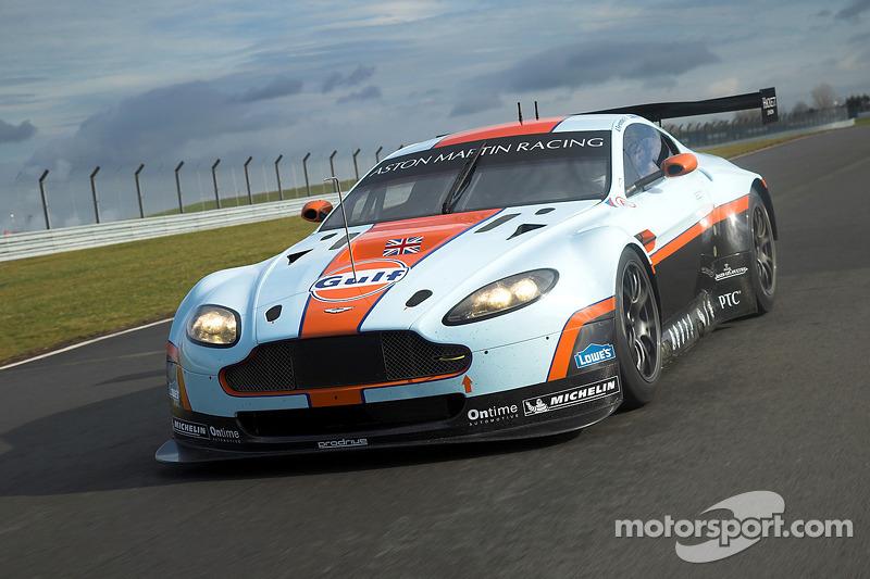 Aston Martin Racing confirms Le Mans and FIA World Endurance Championship programs