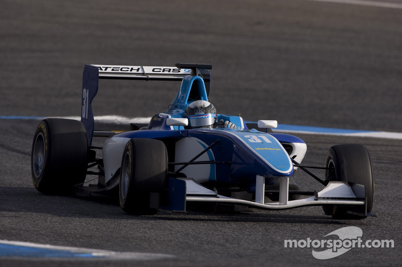 Solid opening pre-season test for Atech CRS GP in Portugal