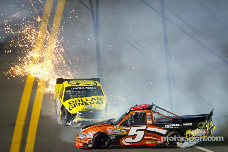 Perseverance pays off for Paulie Harraka in Daytona