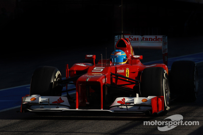 Alonso proud even without third drivers' title