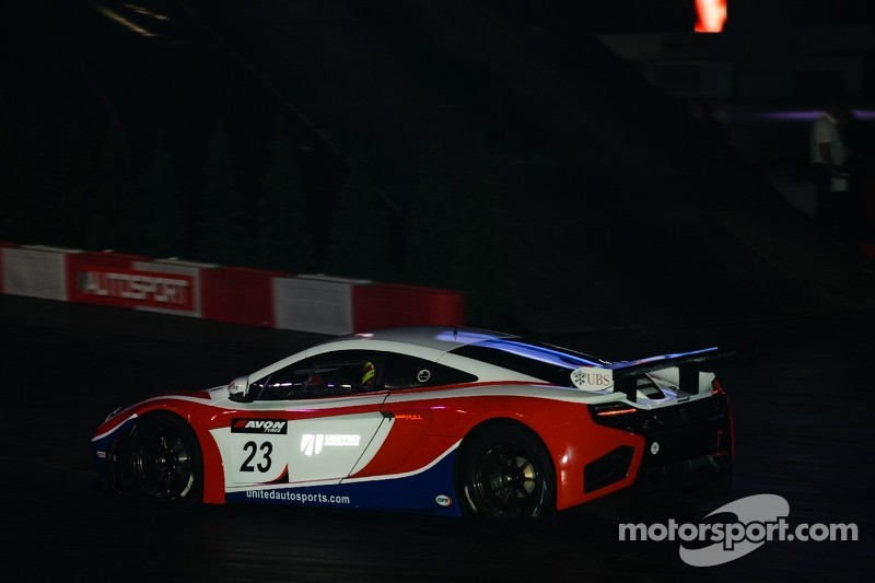United Autosports aims for 2012 Blancpain title
