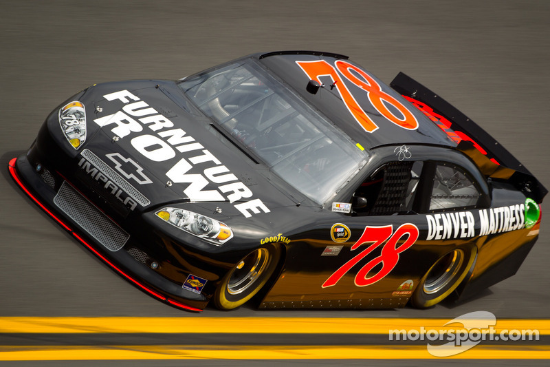 Multicar wreck shoves Smith to 24th-place finish in Daytona 500