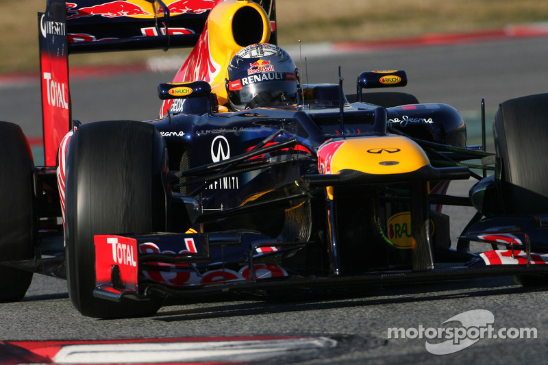 Red Bull leads McLaren for season 2012 - Wurz