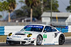 ALMS Team Falken Tire concludes second test at Sebring