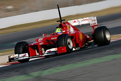 Pundits agree Ferrari struggling in 2012