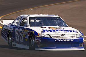 NASCAR Cup Martin steals the show in Phoenix to grab the coveted pole