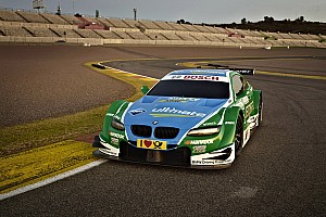 DTM BMW DTM drivers complete intensive fitness week in Italy