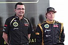 Lotus Barcelona test II -  Day 4 report