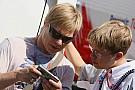 Salo intrigued ahead of secret Ferrari test