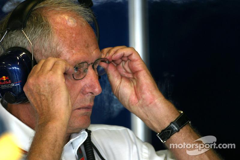 Marko admits Red Bull 'slightly ahead'