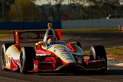 Series Sebring Open Test day 2 report