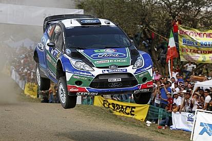 Ford Rally Mexico leg 2 summary