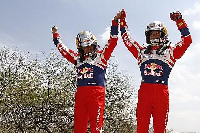 Loeb and Elena celebrate sixth-consecutive Rally Mexico victory