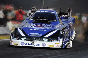 NHRA Rain in Gainesville delays final eliminations until Monday