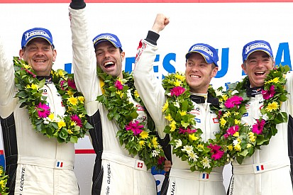Larbre Competition ready to fight for 2012 title