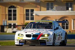 ALMS BMW Team RLL kicks off 2012 in Sebring