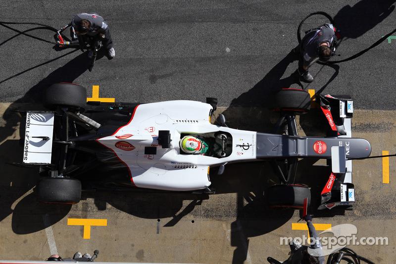 Sauber team well prepared for Australian GP at Melbourne