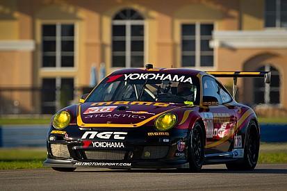 Moretti's history with Porsche includes Sebring 12H race