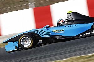 GP3 Ocean Racing Technology Barcelona test summary