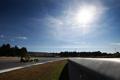 GP3 Series heads to Spain for second pre-season test