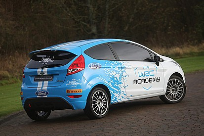 Swedish champion confirmed for FIA WRC Academy
