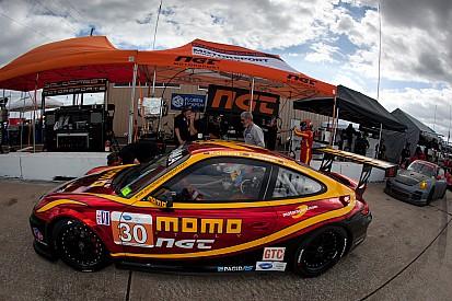 MOMO NGT claimes Sebring GTC pole