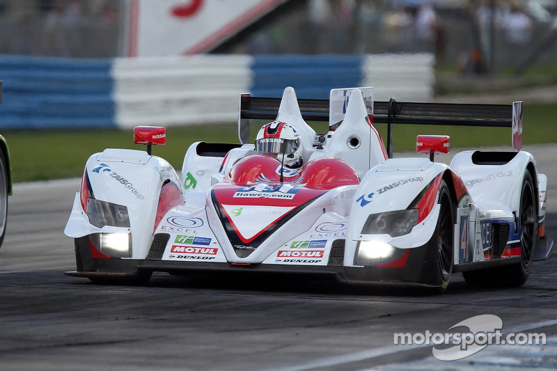 Greaves Motorsport Sebring qualifying report