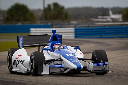 Rahal Letterman Lanigan Racing returns to series fulltime at St. Pete