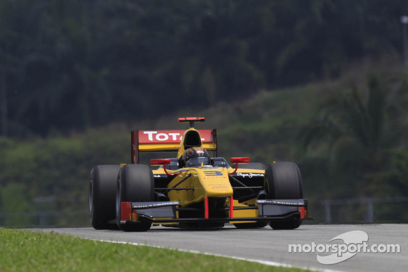 Series Sepang qualifying report