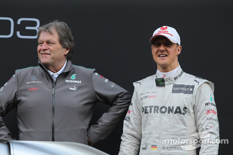 Mercedes yet to agree new Concorde - report