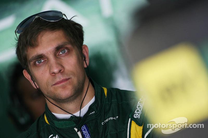 Caterham Malaysian GP - Sepang qualifying report